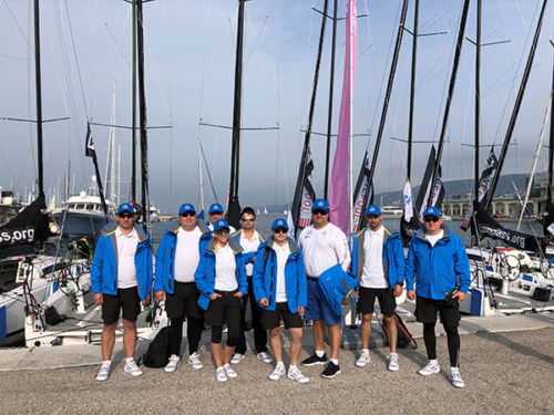 iPPC took the first prize in L30 class in Barcolana 51, the largest international sailing regatta