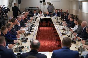 CEO JKX Oil&Gas та СП ПГНК Віктор Гладун взяв участь у зустрічі з Президентом України Володимиром Зеленським