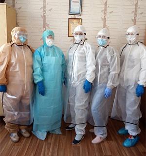 СП Полтавська газонафтова компанія допомагає Полтавському регіону в боротьбі з коронавірусом