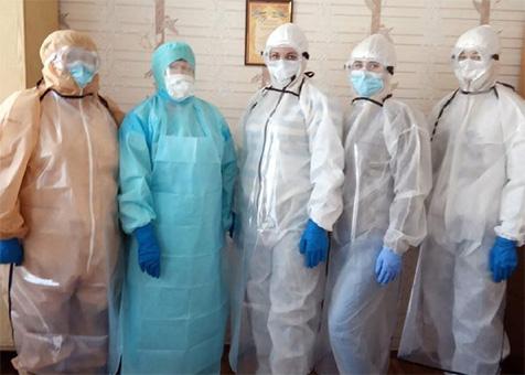 iJV Poltava Oil and Gas Company Helps Poltava Region Fight Coronavirus